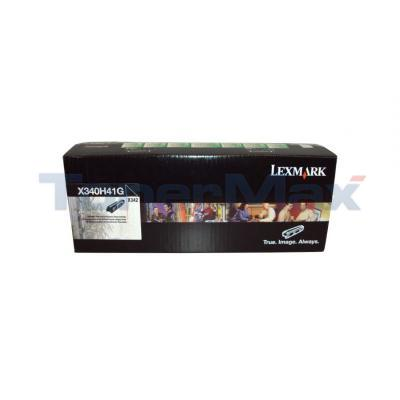 LEXMARK X342N RP TONER CARTRIDGE GOVT 6K